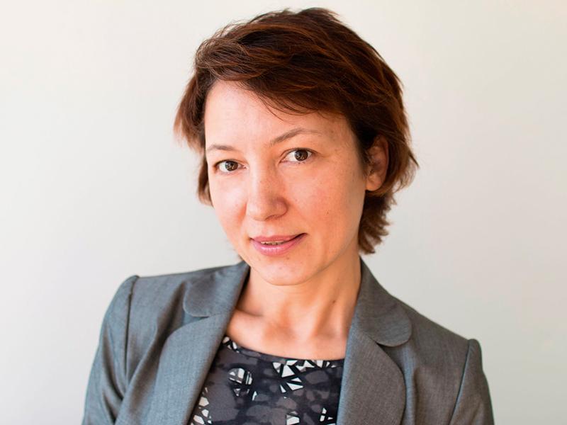 Porträt einer Frau aus dem Team von ePlan consult