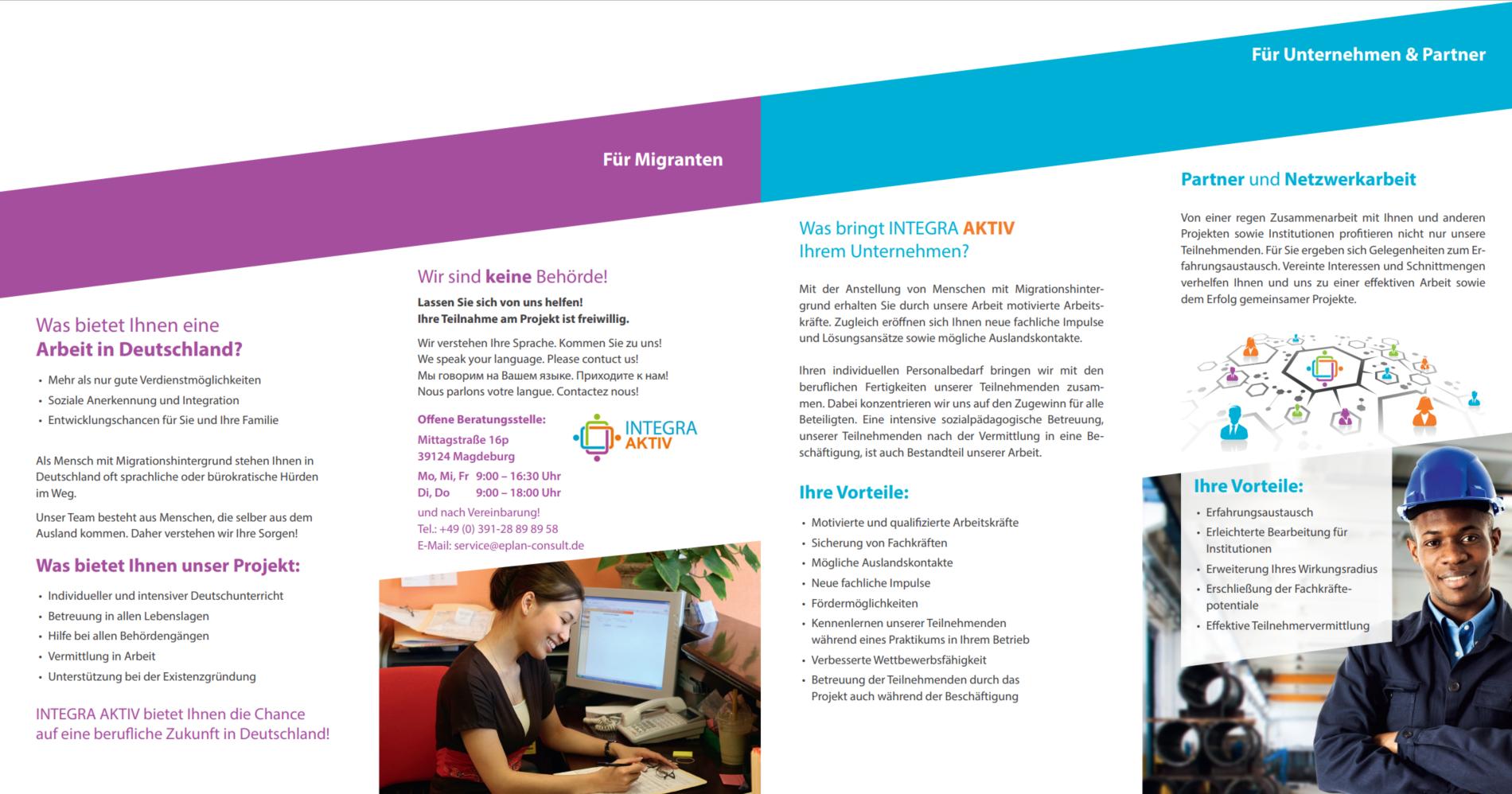 Flyer INTEGRA AKTIV - Seite 2