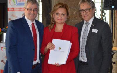 """Erfolgreiche Zwischenbilanz bei EMI-Veranstaltung """"Migranten: Gründen und Leben in Magdeburg"""""""
